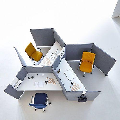 modular system link modern office