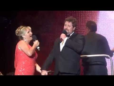 Lesley Garrett & Michael Ball ALL I ASK OF YOU Lytham Proms