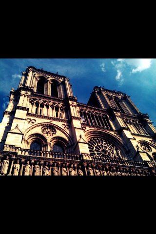 Notredame, Paris