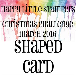 Happy Little Stampers: HLS March Christmas Challenge