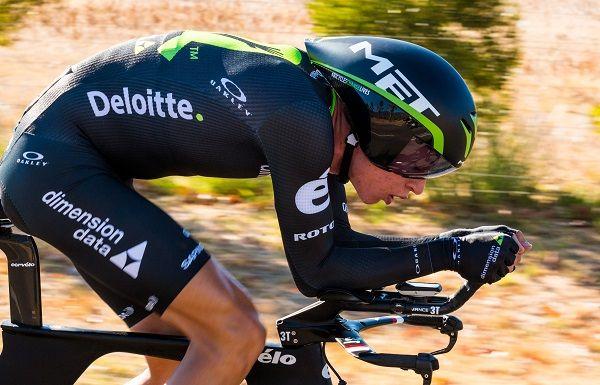 De Bod speeds to yellow jersey – Tour of Good Hope