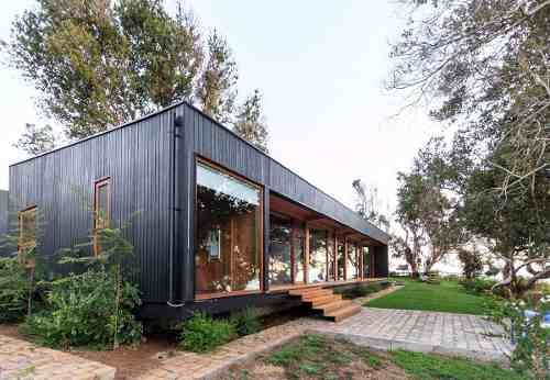 Casa prefabricadas viviendas premoldeadas construccion - Construccion de casas modulares ...