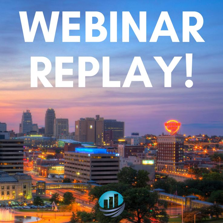 Did you miss Tuesday's Kansas City webinar? It looks at why KC is so uniquely advantageous for real estate investors right now and provides you access to fully-renovated rental properties with tenants and property management in place. View the Kansas City Webinar replay here. 👉http://buff.ly/2oea38N