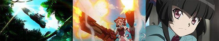Senki Zesshou Symphogear S4 01 VOSTFR | Animes-Mangas-DDL