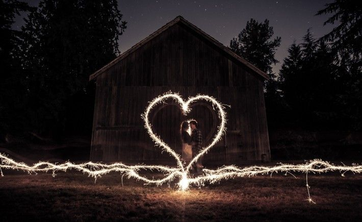 Wedding Photography Sparklers: How To Capture Sparkler Photos That Brides Will Love