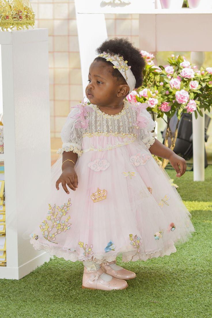 Vestido Princesa No Jardim Para Daniela By Jolie Jolie