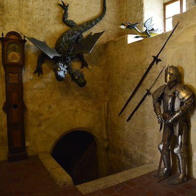 Dobytí hradu na motivy Pevnosti Boyard