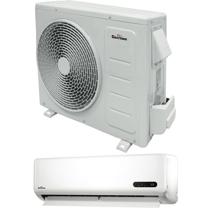 Ductless Mini Split Heat Pump 12000 BTU Air Conditioner with Remote