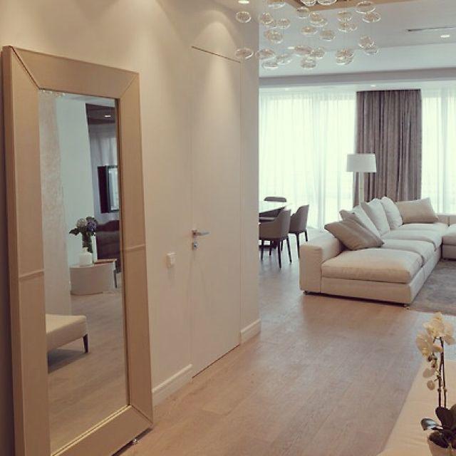 ナチュラル,IKEA,ソファ,モノトーンのインテリア実例 | RoomClip (ルームクリップ)