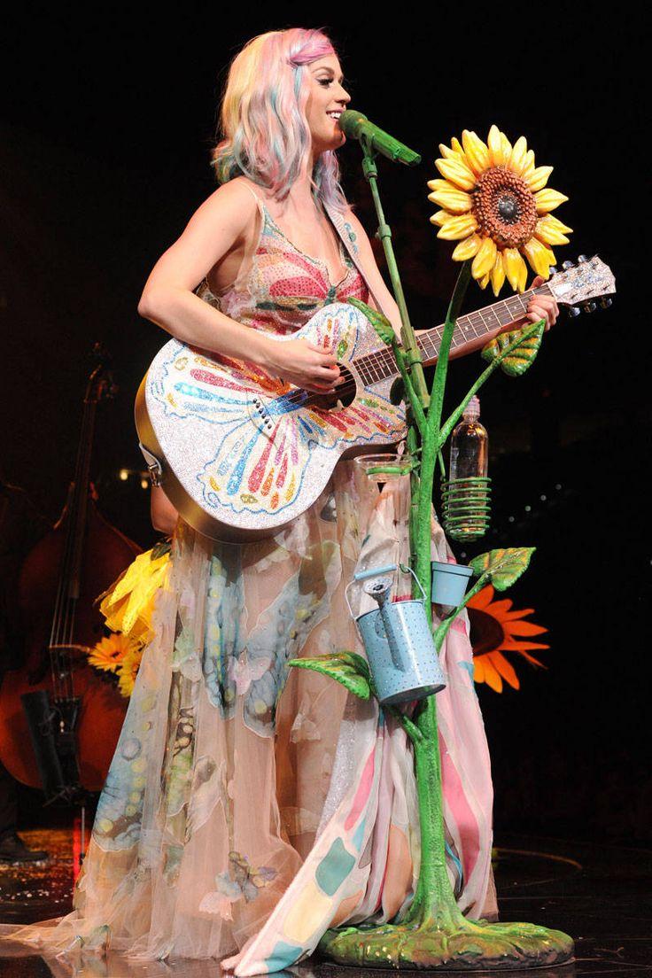 Katy Perry's Most Outrageous Prismatic Tour Costumes - Elle