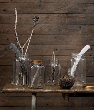 die besten 25 glasdose mit deckel ideen auf pinterest kleine glasvasen pop flaschen und. Black Bedroom Furniture Sets. Home Design Ideas