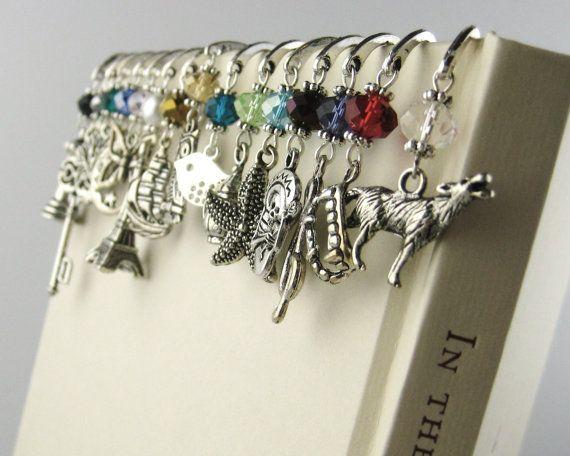 Personalized Bookmark  Unique Bookmark  Metal by SpotLightJewelry