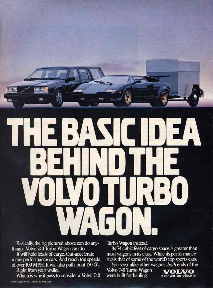 Believe it or not this was the car I always wanted! I loved my Volvo.