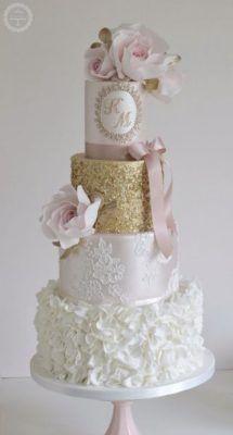Cotton & Crumbs Wedding Cake Inspiration