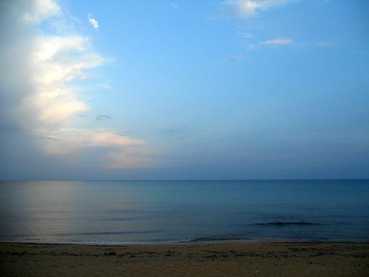 Nea Peramos' beach