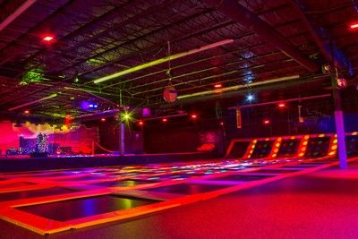 DefyGravity Raleigh, NC - Trampoline Park > Activities