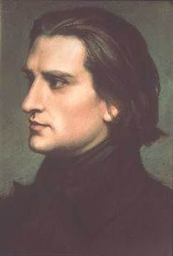 "Franz Liszt He was an Austro-Hungarian composer, conductor and pianist from the 19th century. Women and men alike went crazy whenever they saw him play. Liszt even had a phenomenon, ""Lisztomania"" named after him to describe the intense fan frenzy!"