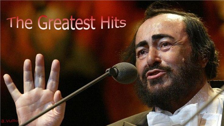 Italian music. Luciano Pavarotti- The Greatest Hits. music video courtesy of youtube.com