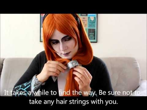 Midna Cosplay Tutorial - How to put everything together
