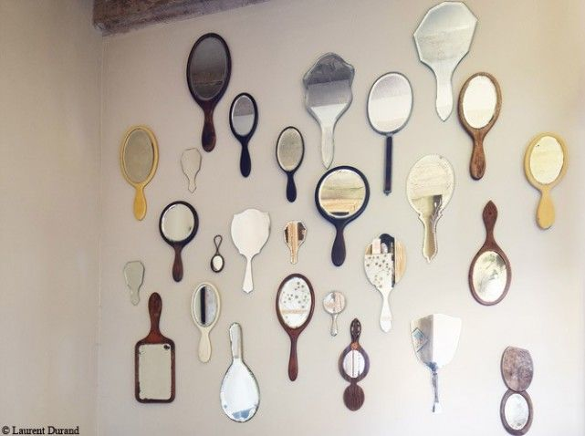 collection miroirs