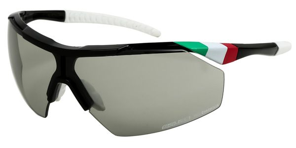 Salice 004 ITA BLKITA/SMKCRX Sunglasses