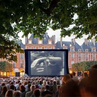 Cinema Au Clair De Lune
