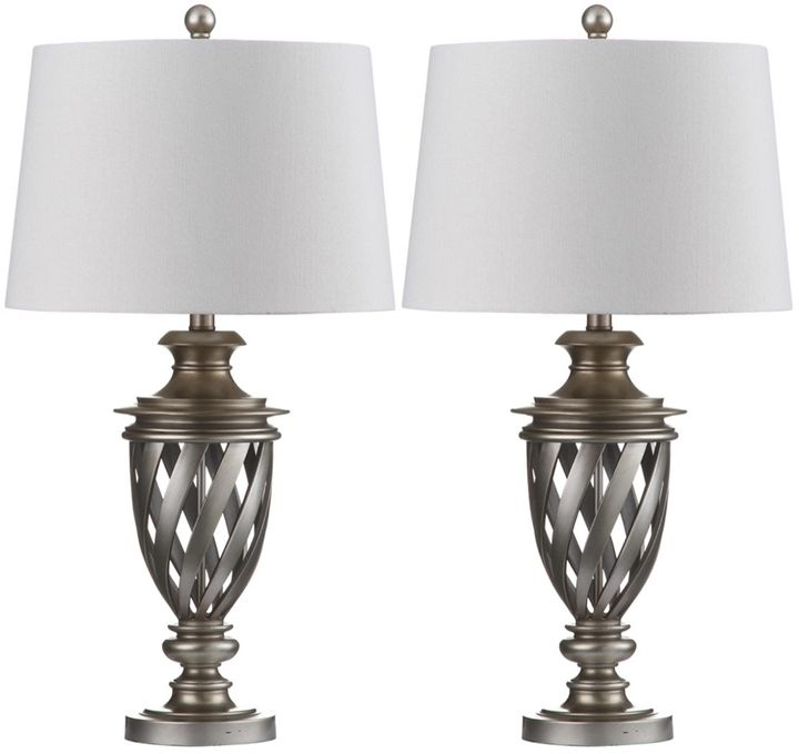 Safavieh Byron Urn Table Lamps (Set of 2)
