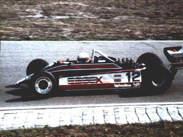 F1History :: 1980: ATS D4 / Arrows A3 / Brabham BT49 / Ensigne N180 / Fittipaldi F8 / Ligier JS11/15 / Lotus 81 / McLaren M30 / Osella FA1 / Shadow DN12 / Tyrrell 010 / Williams FW07B