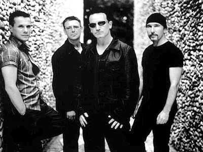 """U2: """"I have spoke with the tongue of angels  I have held the hand of a devil  It was warm in the night  I was cold as a stone  But I still havent found what Im looking for"""""""