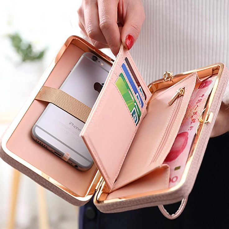 Universal Luxury Wallet Phone Case rose gold, pink, office supplies, school supplies, business supplies, gift ideas, christmas, black friday, cyber monday, gifts for her, gifts for women, tech, decor, accessories, iphone, samsung