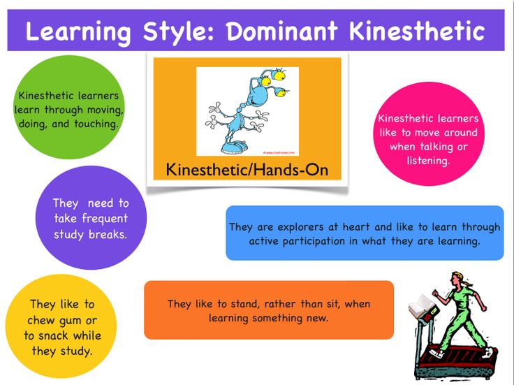 essay about kinesthetic learners The most effective way for me to learn information is the auditory learning style and kinesthetic learning style as i essays auditory learning auditory learning.
