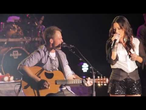 "▶ Sara Evans - ""Just Give Me A Reason"" - Exclusive Live Video - Pink & Nate Ruess from Fun. Cover - YouTube: http://www.youtube.com/user/saraevans?feature=watch"