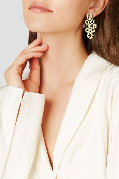 Ippolita - Senso 18-karat Gold Earrings - one size