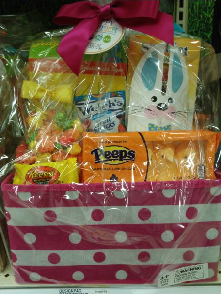 162 best holiday treats easter 2017 images on pinterest ready filled easter basket target 1699 negle Choice Image