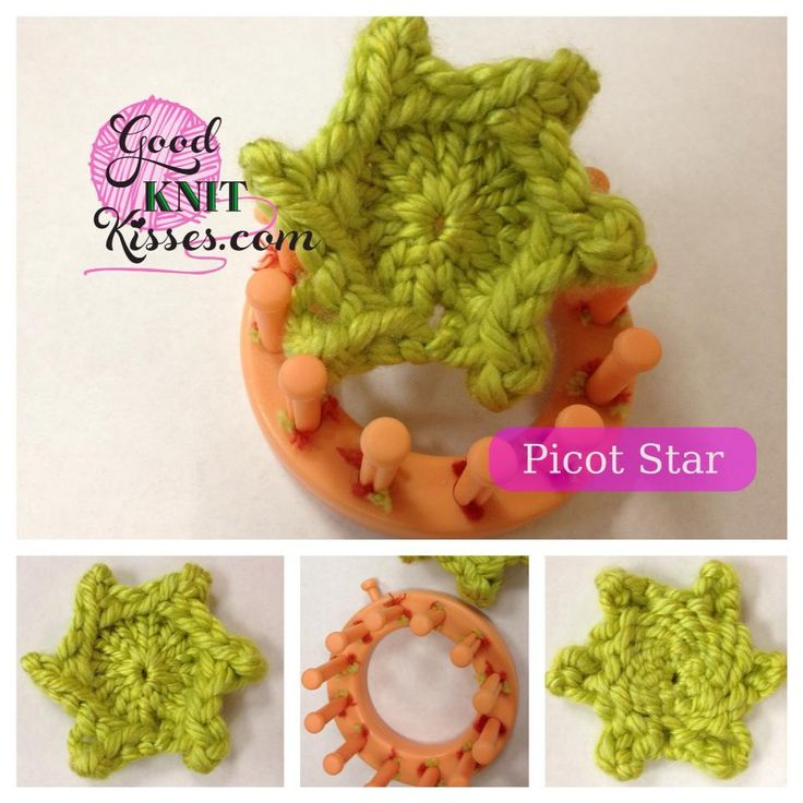 252 best Loom knit projects images on Pinterest   Spool knitting ...
