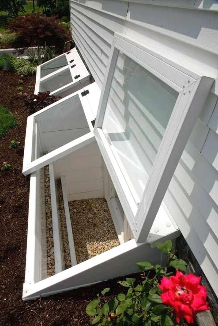 If You Are Contemplating Remodeling Your Cellar To Fresh Living Space One Of The Very First Things You Ll Basement Window Well Basement Windows Egress Window