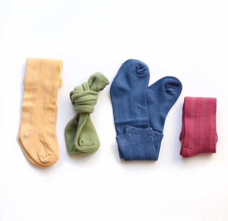 Finn & Grin Hand Dyed Knee Socks