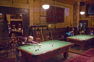 Not a great image, but this article is in support of romantic weekends in Centralia. Staying at McMenamins' Olympic Club.