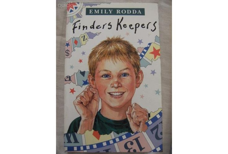 9 - Finders Keepers by Emily Rodda