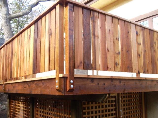 40 Best Images About Deck Railing Ideas On Pinterest