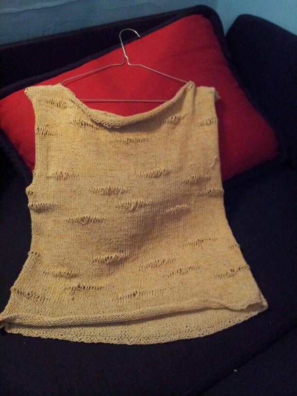 bluzeczka lniana
