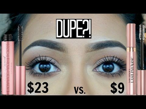 843b21bafcf L'oreal Voluminous Lash Paradise Mascara | Is it a Dupe?! - YouTube