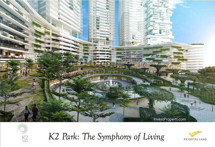 K2 Park Gading Serpong dari Prioritas Land