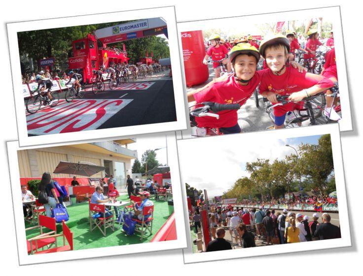 Gana 4 pases VIP para la Vuelta Ciclista a España