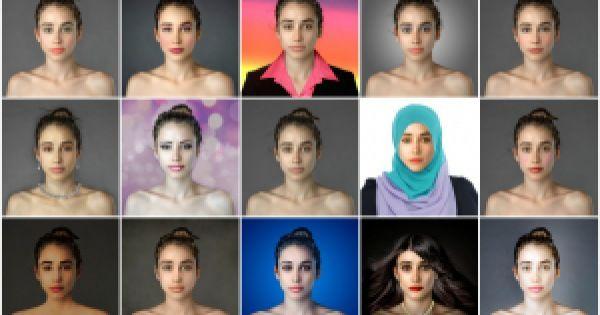 Diese Frau liess ihr Gesicht in über 25 Ländern mit Photoshop bearbeiten. Das Ergebnis: Grandios!