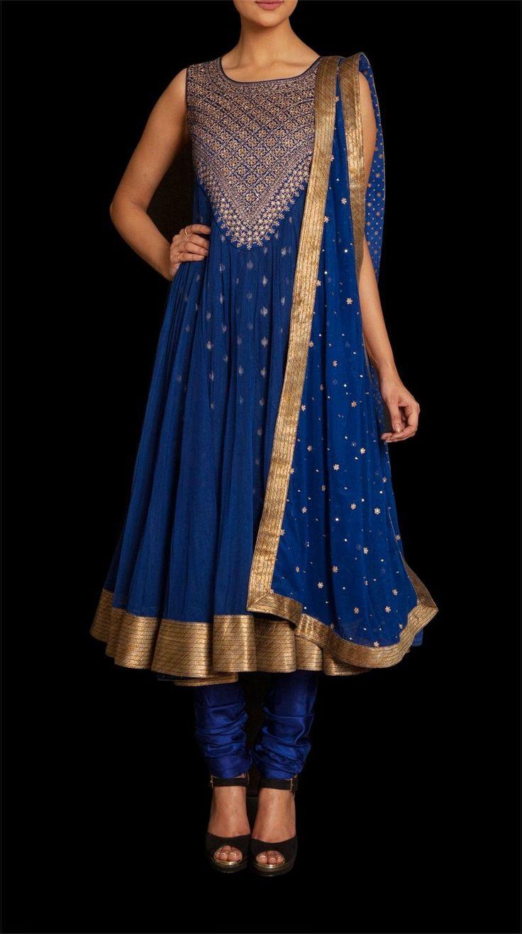 Ritu Kumar's Formal Wear Anarkali Collection   Fashion with Me