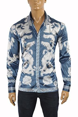 VERSACE Men s Dress Shirt  169  8cf0c0f75e9