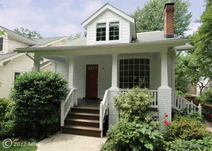 Cute 2 Story Bungalow