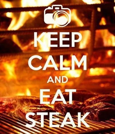 Tomorrow is a public holiday!! So keep calm and eat a steak at Cattle Baron Mossel Bay! You know you want to! #steakhouse #steak #cuisine