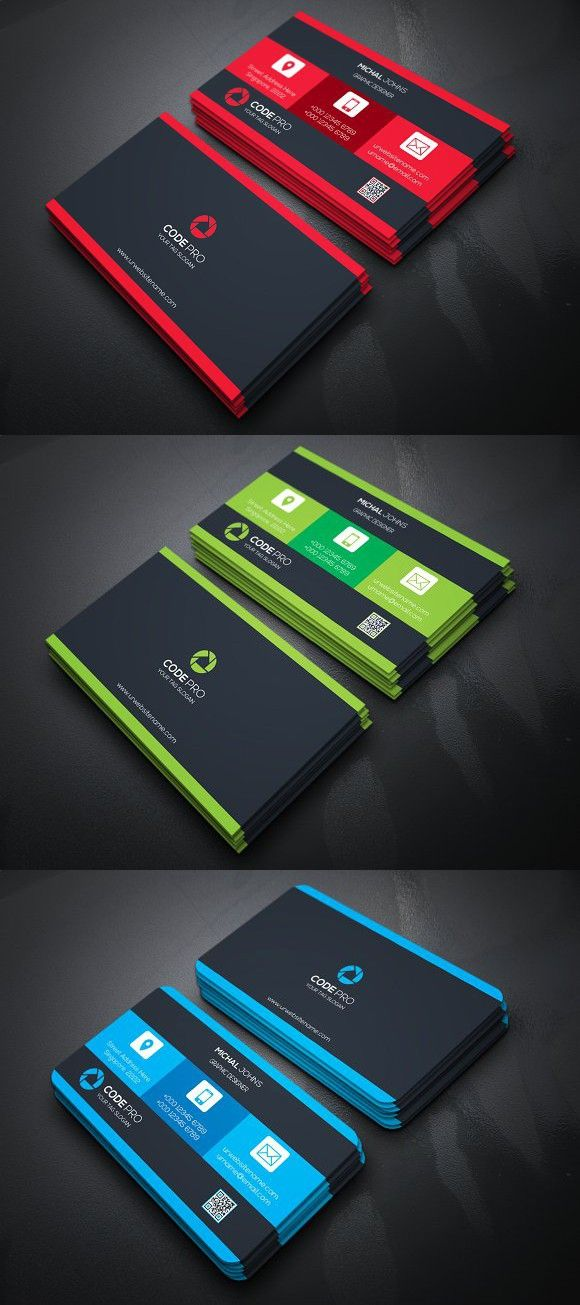 Creative Corporate Business Card Business Cards Business